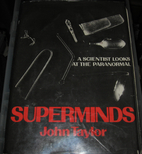 Superminds by John G. Taylor