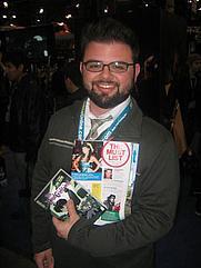 Author photo. NY Comic-Con 2007 <br>  Copyright © 2007 <a href=&quot;http://ronhogan.tumblr.com&quot;>Ron Hogan</a>