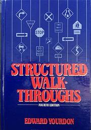 Structured Walkthroughs (Yourdon Press…