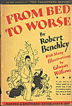 From Bed to Worse by Robert Benchley