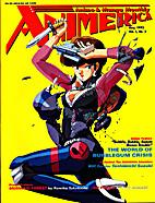 Animerica Vol. 1 No. 3 by Trish Ledoux