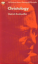 Christology by Dietrich Bonhoeffer