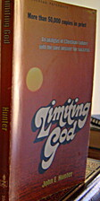 Limiting God by John Edward Hunter