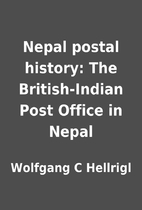 Nepal postal history: The British-Indian…