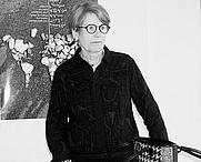 Author photo. Margit Staber