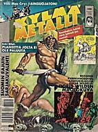 Kylmä Metalli 1/1988