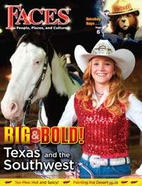 Texas and the Southwest by Faces Magazine
