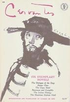 Six Exemplary Novels by Miguel de Cervantes