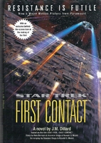 Star Trek: First Contact by J. M. Dillard