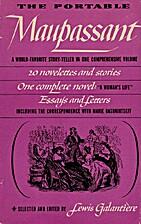The Portable Maupassant by Guy de Maupassant