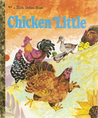 Chicken Little - A Little Golden Book by…