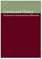 Cosmos and History