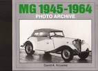 Mg 1945-1964: Photo Archive (Photo Archive…