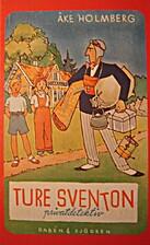Ture Sventon, privatdetektiv by Åke…
