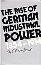 The Rise of German Industrial Power,…