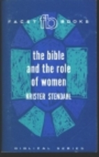 Bible and the Role of Women: A Case Study in…