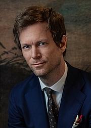Author photo. Foto: Thron Ullberg