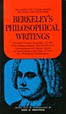 Berkeley's Philosophical Writings by George…