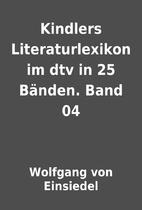 Kindlers Literaturlexikon im dtv in 25…