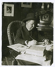 Author photo. Courtesy of the <a href=&quot;http://digitalgallery.nypl.org/nypldigital/id?102629&quot;>NYPL Digital Gallery</a> (image use requires permission from the New York Public Library)
