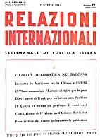 19. 1-25 : Relazioni Internazionali dal 1…