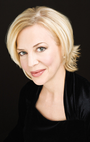 Author photo. Kathleen Kent