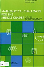 Mathematical Challenges for the Middle…