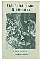 A Brief Legal History of Marijuana by…