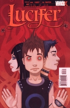 Lucifer # 45 by Mike Carey