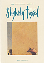 Slightly Foxed 6: Taking the Plunge by Gail…