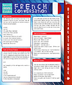 French Conversation (Speedy Study Guides) by…