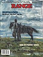 Range Magazine, The Cowboy Spirit on…