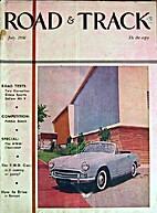 Road & Track 1956-07 (July 1956) Vol. 7 No.…
