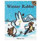 Winter rabbit by Patrick Yee