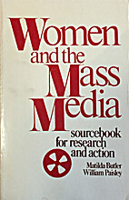Women and the Mass Media: Sourcebook for…