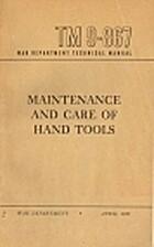 WAR DEPARTMENT TECHNICAL MANUAL TM9-867…