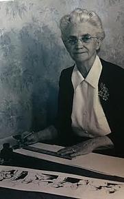 Author photo. Fanny Cory
