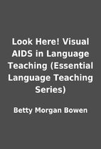 Look Here! Visual AIDS in Language Teaching…