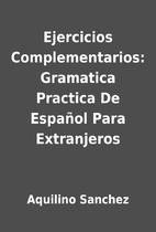 Ejercicios Complementarios: Gramatica…
