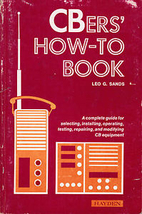 Cbers' How-To Book by Leo G. Sands