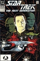 Star Trek: The Next Generation 07 by Michael…