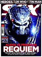 SFX 165 (January 2008) by Dave Bradley