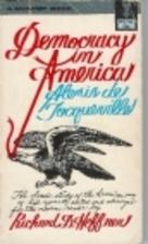 Democracy in America [abridged] by Alexis de…