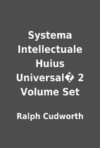 Systema Intellectuale Huius Universal� 2…