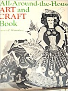 All-Around-The-House Art and Craft Book, by…