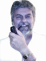 Author photo. D. J. Herda