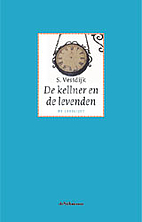 De kellner en de levenden by Simon Vestdijk