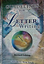 Guidelines for Letter Writing by Alfredo C.…