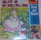 Alice In Wonderland by Peter Pan Records