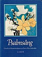 Psalmsång : för religion och…